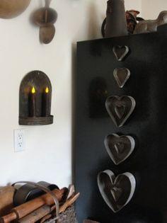 Prim Hearts...cutters.