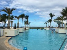 Dream of a poolside meeting? It could happen when you meet in Puerto Rico.