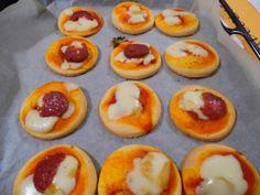 Pizzette morbide alla ricotta senza glutine