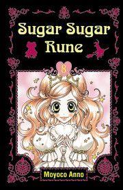 Sugar Sugar Rune 8 (suomeksi)