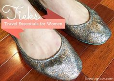 Are Tieks really worth it? Five reasons to explain why a pair of Tieks are a must-have travel essential for every woman that travels.