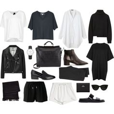 MINIMAL + CLASSIC: Essential wardrobe for the year. by basic-appeal on Polyvore featuring Boutique, Acne Studios, Proenza Schouler, Francesco Scognamiglio, Givenchy, Paige Denim, 3.1 Phillip Lim, Zara, Quay and Frette