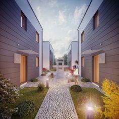 Oto Quadrini. Osiedle idealnych nowych domów z mieszkaniami ma skusić wrocławian • Inwestycje mieszkaniowe - fotogaleria • zdjęcie 4 • tuwroclaw.com