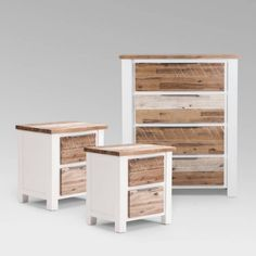 Waldorf Chest of Drawers and Pedestal Set