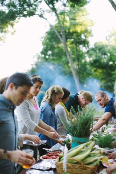 Kinfolk Workshop: The Art of Camp Cooking