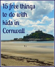 The top 15 free things to do in Cornwall with kids - from beaches and rock pooling to art galleries, attractions and ice cream Things To Do In Cornwall, Places In Cornwall, Devon And Cornwall, Cornwall England, England Uk, Travel With Kids, Family Travel, Travel Uk, Travel England