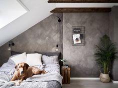 Fuck Yeah Interior Designs — I'm back Loft Living, Gravity Home, Interior, Grey Interior Design, Home Bedroom, Modern Bedroom, Attic Design, Apartment Inspiration, Interior Design