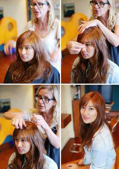 Kelp Hairdressing Bondi Beach Auburn Blonde Hair