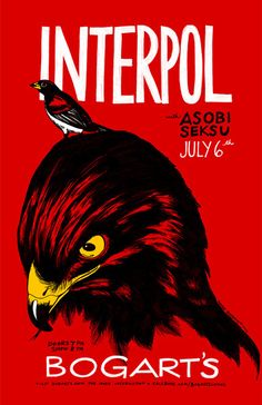 I SAW THIS SHOW! Asobi Seksu dropped off this date, local band Bad Veins played instead. A portentous evening, to say the least.