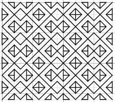 Enjoy :) Please click images enlarge Fill Pattern 1 Fill Pattern 2 Fill Pattern 3 Fill Pattern 4 Fill Pattern 5 . Blackwork Patterns, Blackwork Embroidery, Zentangle Patterns, Zentangles, Graph Paper Drawings, Graph Paper Art, Fish Patterns, Card Patterns, Dot Patterns