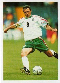 Hristo Stoichkov, Bulgaria World Cup 1998
