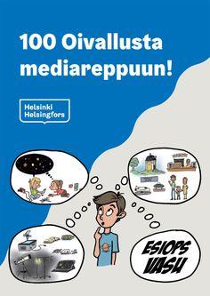 100 Oivallusta mediareppuun! | Oivalluksia eskarista varhaiskasvatukseen!