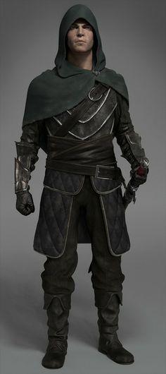 I like the cloak.