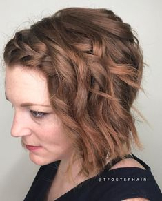 27 Easy DIY Date Night Hairstyles The man of your dreams finally asked you on a date, and now you're not only freaking out about your outfit, but your hair as. Date Hairstyles, Night Hairstyles, Short Hairstyles For Women, Date Night Hair, Dating Older Women, 60s Hair, Royal Brides, Hair Looks, Your Hair