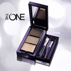 Getting a professional brow look has never been easier. Compact, all-in-one kit has everything you need for creating natural looking and perfectly defined eyebrows. The kit contains 2 blendable brow shadows, 2 angled brushes and a setting wax. Oriflame Business, Application Settings, Oriflame Beauty Products, Makeup Illustration, Eyebrow Kits, Beauty Companies, Eyebrows, Wax, Makeup Lips
