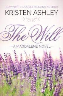 Cantinho da Alê: The Will (Magdalene, #1) Kristen Ashley