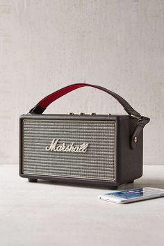 Marshall Kilburn Portable Speaker - Urban Outfitters
