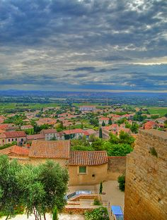Chateauneuf-Grasse, France