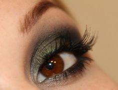 25 Best Green Smokey Eye Make Up Ideas Looks Pictures 21 25 Best Green Smokey Eye Make Up Ideas, Looks & Pictures
