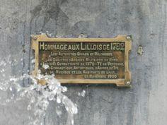 Colonne commémorative du siège de 1792 ou Colonne de la déesse – Grand-Place – Lille