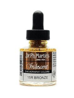 Dr. Ph. Martin's Iridescent Calligraphy Color, 1.0 oz, Bronze (15R) Dr. Ph. Martin's http://www.amazon.com/dp/B0069EYLK6/ref=cm_sw_r_pi_dp_MvqZwb0ENPB7Z