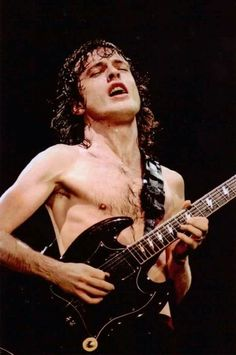 Angus Young of AC/DC I've Seen Every One Of Their Show's At The Tacoma Dome!!! OakRaider64