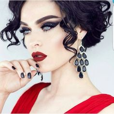 Fever Edition 0 Red lips so sultry and alluring Accessories