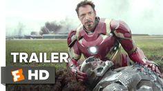 Captain America: Civil War Official Trailer
