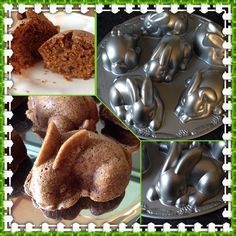 Carrotcake bunnies