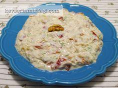 Kırmızı Biberli Kereviz Salatası Tarifi - Kevser'in Mutfağı - Yemek Tarifleri
