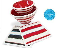 Decorative Stitch Hot Pads: Janome Skyline S7 | Sew4Home