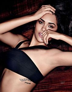 Esha Gupta Photoshoot for Maxim India September 2015