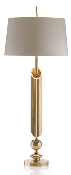 Luxury Designer High End Grand Scale 43 Brass Pipes Lamp, For Prestigious Hotel & Residential Installations, one of over 3,000 limited production interior design inspirations inc, furniture, lighting, mirrors, home accents, accessories, decor and gift ideas to enjoy repin and share at InStyle Decor Beverly Hills Hollywood Luxury Home Decor enjoy & happy pinning