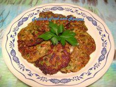Vegetable Fritters (Sebze Mucveri)
