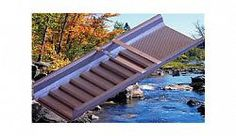 "Process more material in less time than you can with a gold pan. The 12"" x 36"" SluiceMaster® stream sluice features the renowned Angus MacKirk ramp riffle design. It's built of lightweight ...."