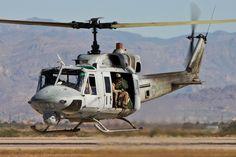 Bell UH-1N Twin Huey