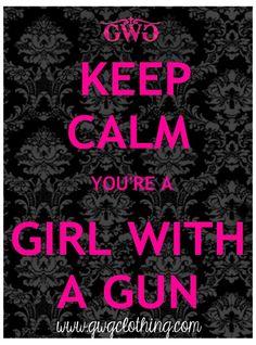 You're a Girl with a Gun