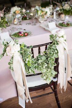 Les Fleurs: crane estate with zev fisher. Wedding Reception Tables, Wedding Chairs, Reception Decorations, Wedding Venues, Floral Decorations, Mod Wedding, Wedding Looks, Wedding Bells, Elegant Wedding
