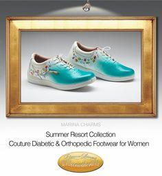 Couture Diabetic & Orthopedic Footwear for women