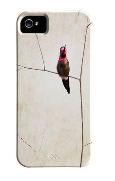 iPhone 5 Case- Hummingbird Case