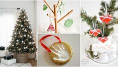 13 DIY Clay Christmas Ornaments That Add Homemade Style To Your Tree - Painting techniques - Crafts School Diy Christmas Tree Topper, Disney Christmas Ornaments, Diy Christmas Gifts, Christmas Decorations, Christmas Gnome, Christmas Centerpieces, Christmas Paper, Holiday Decorating, Christmas Trees
