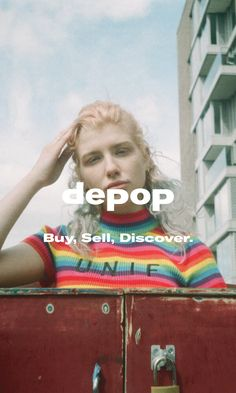 9db1f43f3ed086 Depop. The creative community s mobile marketplace. Focus Group