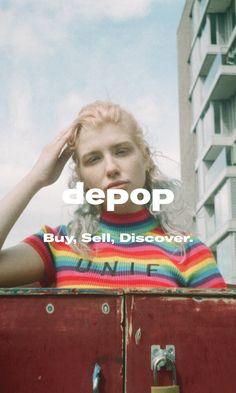 077f6eb6e8d Depop. The creative community s mobile marketplace. Focus Group