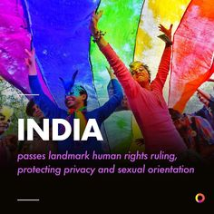 """The Supreme Court of India rules that individual privacy is a fundamental right protected by the Constitution. The right to individual privacy ruling states that """"Privacy includes at its core the preservation of personal intimacies the sanctity of family life marriage procreation the home and sexual orientation."""" . """"Sexual orientation is an essential attribute of privacy. Discrimination against an individual on the basis of sexual orientation is deeply offensive to the dignity and self-worth…"""