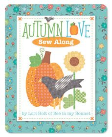 Quilt Template Set by Lori Holt Sew Simple Shapes Autumn Love