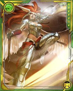 Angela - RPGOTG - [Thor's Sister] Angela+°°