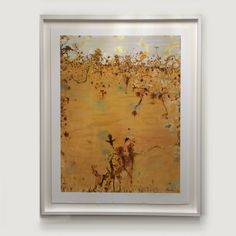 Limited Edition Print by John Olsen. Framing by Framing to a T. Ultra Vue glass reduces reflection, shadow box style framing.