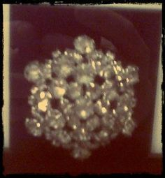 1900's Style Costume Brooch used in the movie Titanic.