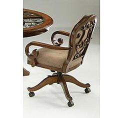 Carmel Caster Dining Chair
