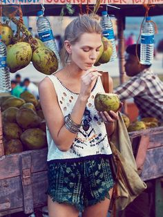 Free People Simply Holey Tank at Free People Clothing Boutique